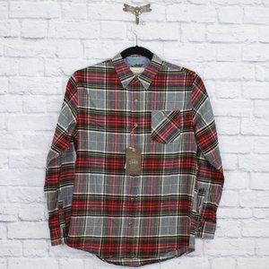 NEW! WEATHERPROOF Vintage Button Down Shirt Size M